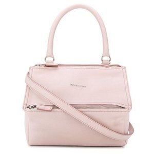 Givenchy Pandora Tote Pale Pink Leather